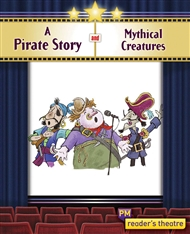 A Pirate Story and Mythical Creatures - 9780170258142