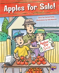 Apples for Sale! - 9780170266192