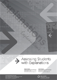Assessing Students with Explanations - 9780170327022