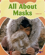 All About Masks - 9780170354455