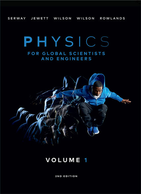 Physics for Global Scientists and Engineers, Volume 1 - 9780170355513(Print)