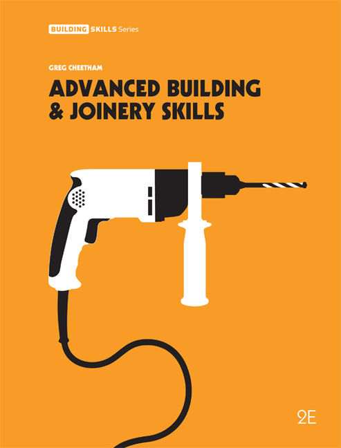 Advanced Building and Joinery Skills - 9780170357951(Print)