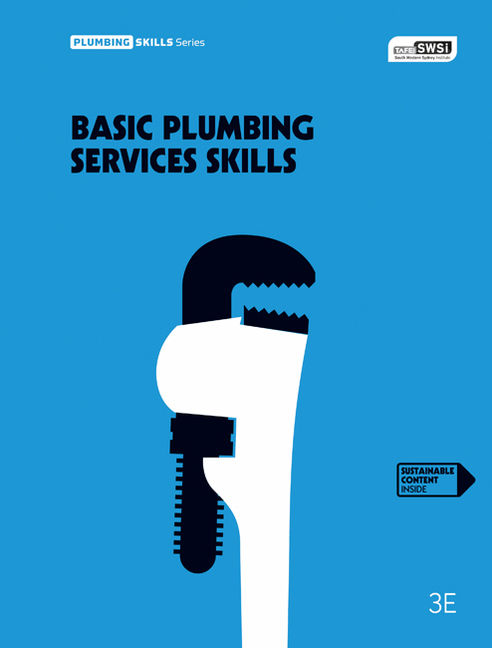 eBook: Basic Plumbing Services Skills - 9780170374330(eBook)