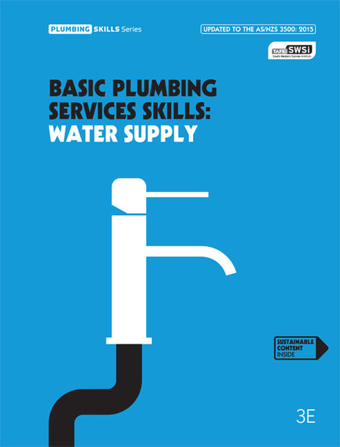 Basic Plumbing Services Skills: Water Supply - 9780170361989(Print)