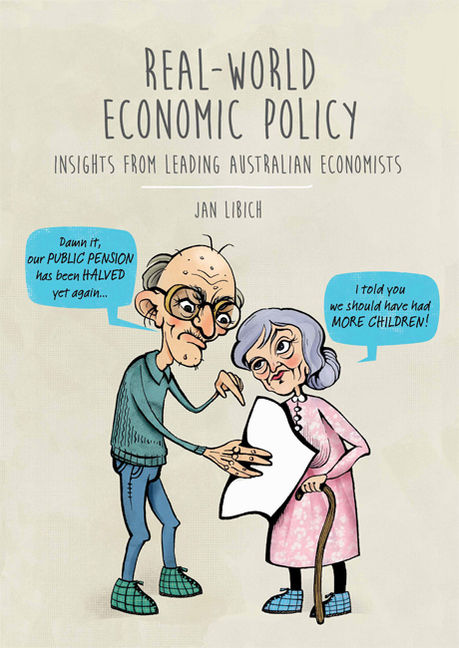 Real-World Economic Policy: Insights from Leading Australian Economists - 9780170364386(Print)