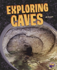 Exploring Caves - 9780170369084