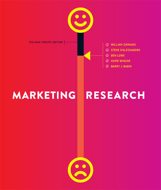 Marketing Research: Asia-Pacific Edition with Student Resource Access 6 Months - 9780170369824(Print)