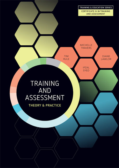 Training and Assessment: Theory and Practice - 9780170371643(Print)