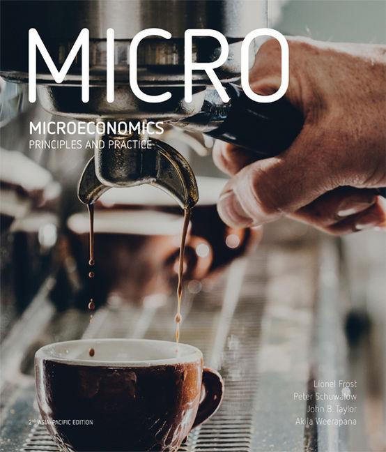 Microeconomics: Principles and Practice - 9780170380096(Print)