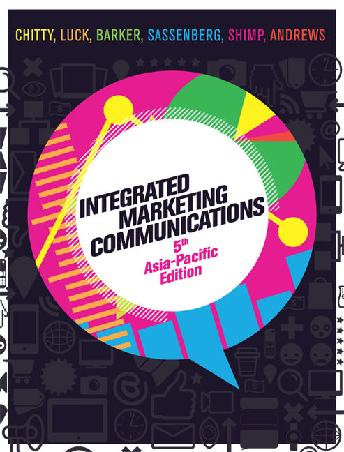 Integrated Marketing Communications - 9780170386517(Print)