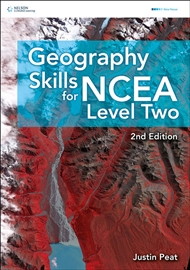 Geography Skills for NCEA Level 2 Second Edition - 9780170389341