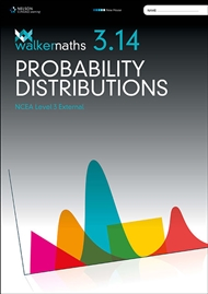 Walker Maths 3.14 Probability Distributions - 9780170389389