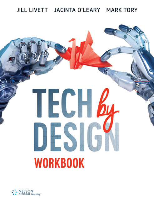 Tech by Design Workbook - 9780170400206