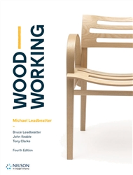 Woodworking Student Book (Fourth Edition) - 9780170411516