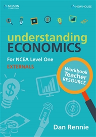 Understanding Economics NCEA Level 1 Teacher Resource - 9780170417648