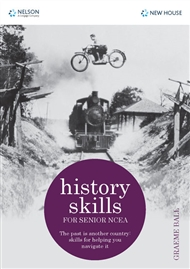 History Skills for Senior NCEA - 9780170418393