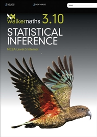 Walker Maths 3.10 Statistical Inference - 9780170425711