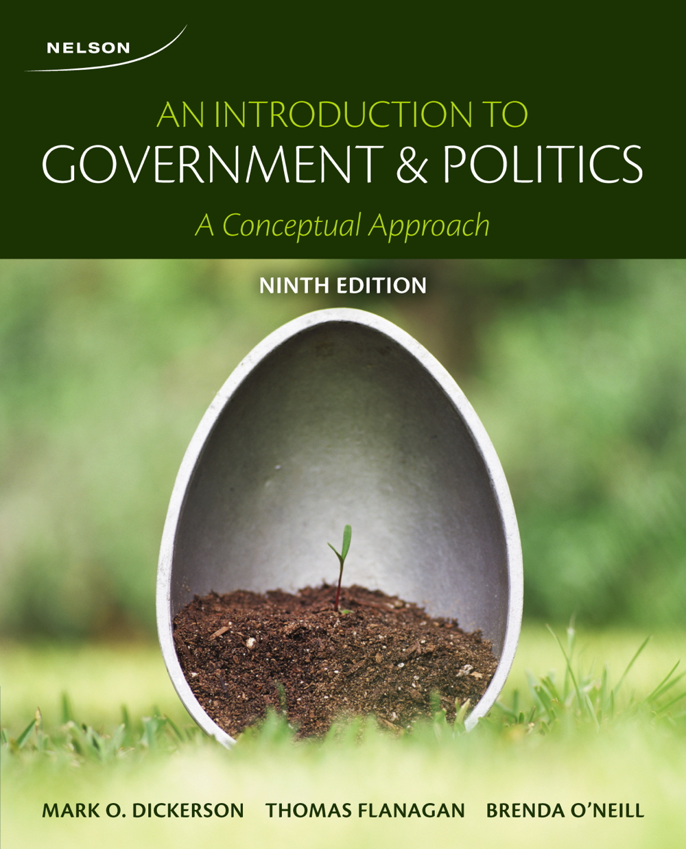 An Introduction to Government and Politics: A Conceptual Approach - 9780176507886(Print)