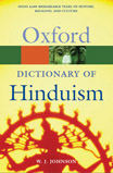 A Dictionary Of Hinduism - 9780191726705