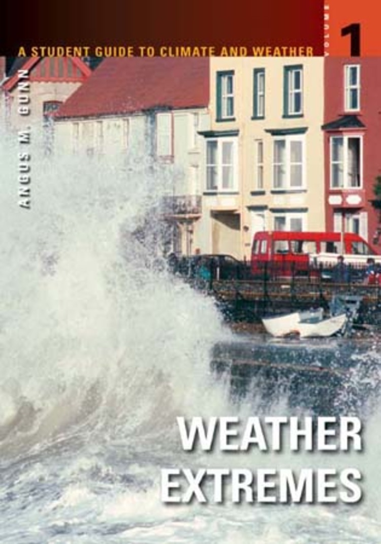 A Student Guide to Climate and Weather - 9780313355691