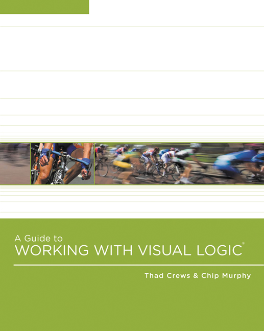A Guide to Working With Visual Logic - 9780324601190(Print)