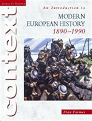 Access to History: An Introduction to Modern European History 1890-1990 - 9780340753668