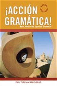 ¡Acción Gramática!: New Advanced Spanish Grammar - 9780340915264
