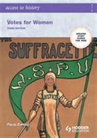 Access to History: Votes for Women - 9780340926857