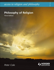 Access to Religion and Philosophy: Philosophy of Religion - 9780340957783