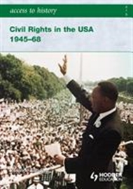 Access To History: Civil Rights In The USA 1945-68 - 9780340965832
