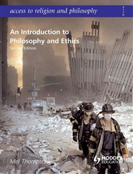 Access to Religion and Philosophy: An Introduction to Philosophy and Ethics - 9780340966570