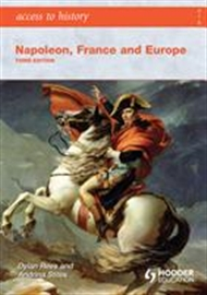 Access to History: Napoleon, France and Europe - 9780340986769