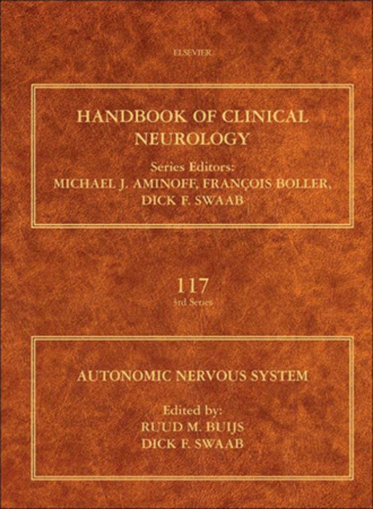 Autonomic Nervous System - 9780444534927