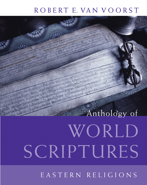 Anthology of World Scriptures: Eastern Religions - 9780495170600(Print)