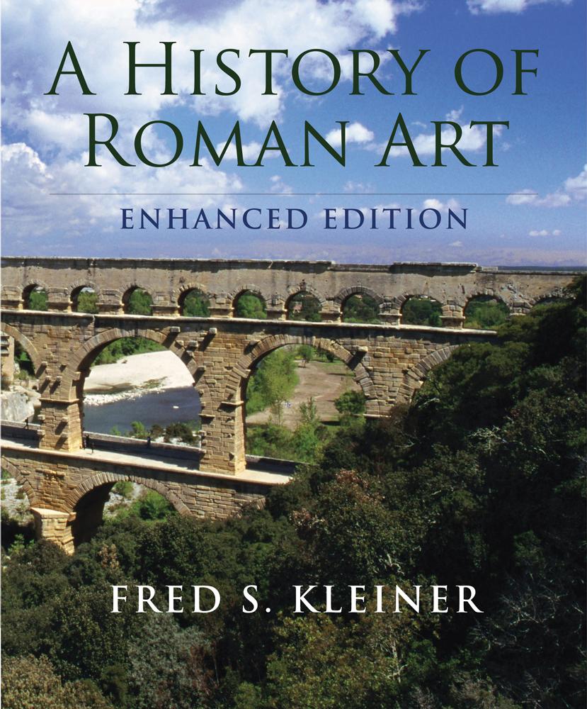 A History of Roman Art, Enhanced Edition - 9780495909873(Print)