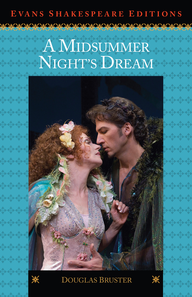 A Midsummer Night's Dream: Evans Shakespeare Editions - 9780495911197(Print)