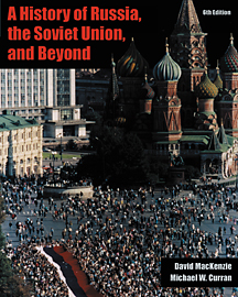 A History of Russia, the Soviet Union, and Beyond - 9780534586980(Print)