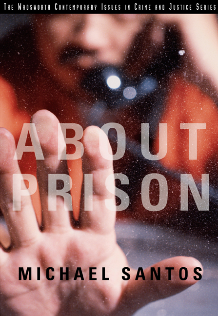 About Prison - 9780534623555(Print)