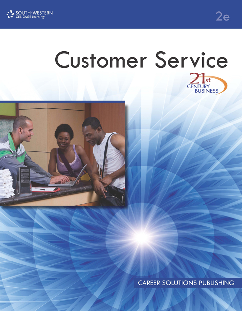 21st Century Business: Customer Service, Student Edition - 9780538740289(Print)