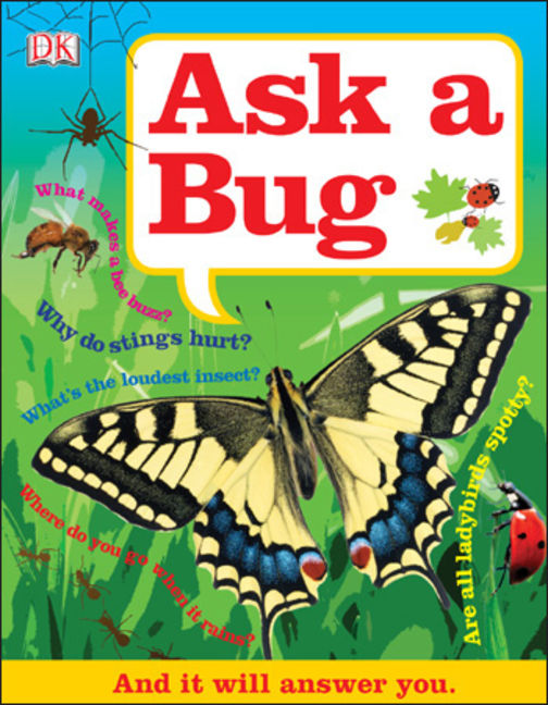 Ask a Bug - 9780756688158