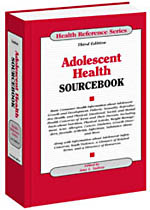 Adolescent Health Sourcebook - 9780780811904