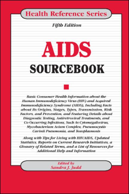 AIDS Sourcebook - 9780780811911