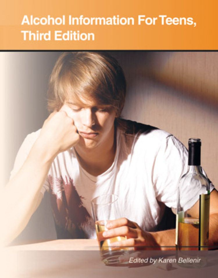Alcohol Information for Teens - 9780780813144