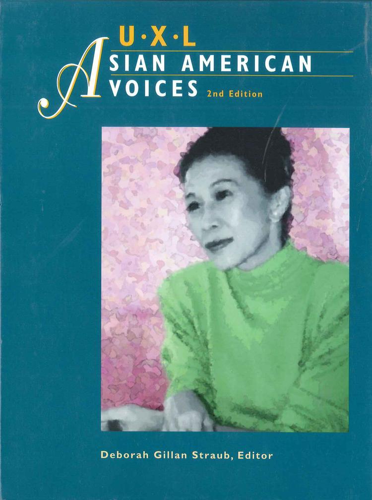 Asian American Biography - 9780787676018