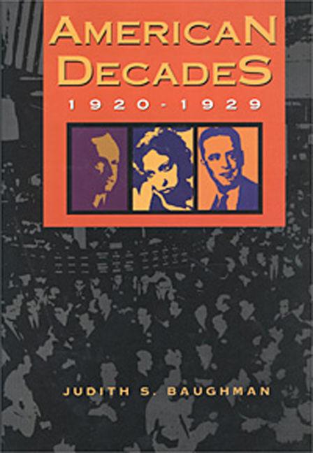 American Decades: 1920-1929 - 9780810357242