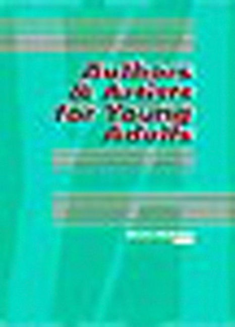 Authors & Artists for Young Adults: A Biographical Guide to Novelists, Poets, Playwrights Screenwriters, Lyricists, Illustrators, Cartoonists, Animators, & Other Creative Artists - 9780810380240