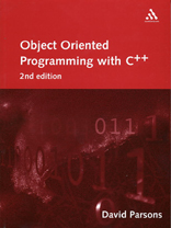 Object-Oriented Programming with C++ - 9780826454287(Print)