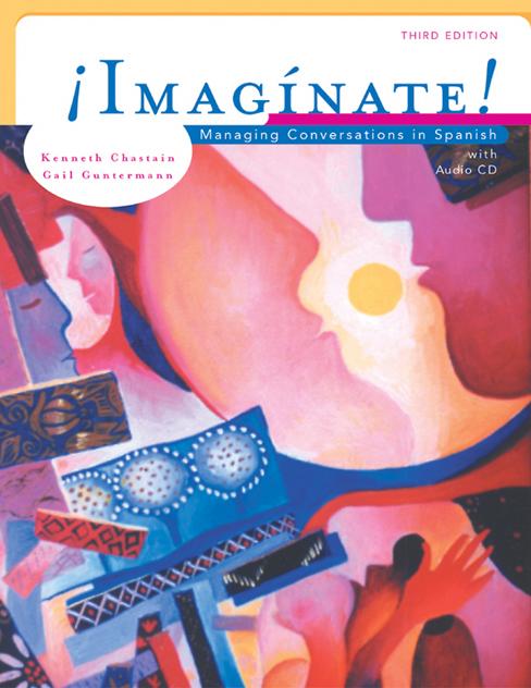¡Imagínate!: Managing Conversations in Spanish - 9780838416419(Print)