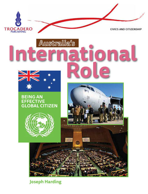 Australia's International Role: Being an Effective Global Citizen - 9780864273048
