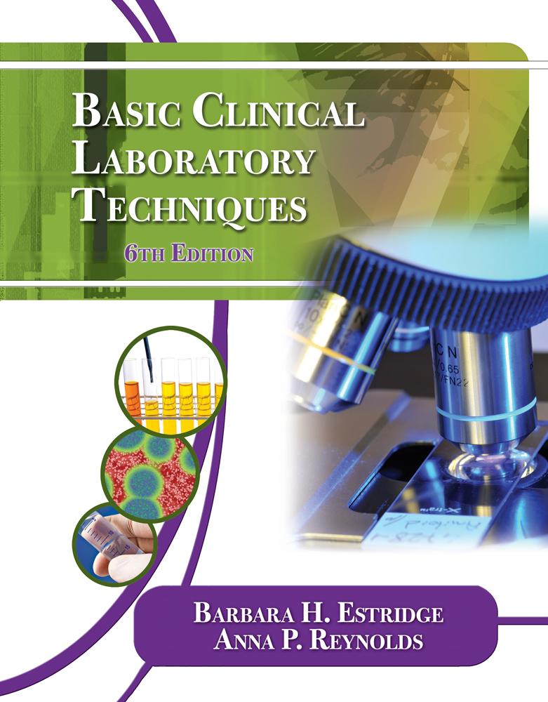 Basic Clinical Laboratory Techniques - 9781111138363(Print)